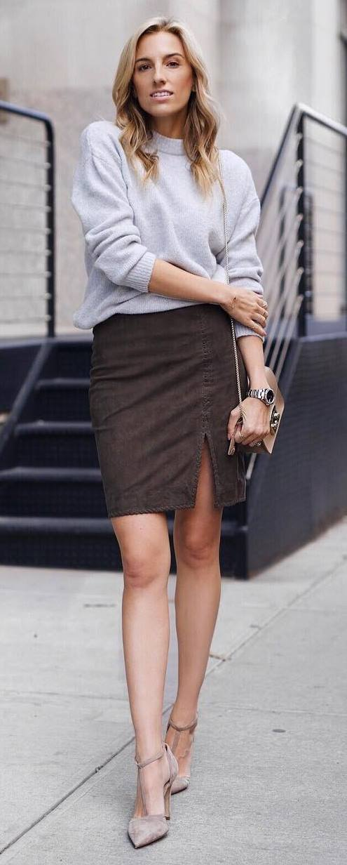 fashionable office style