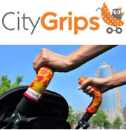 Keep your stroller handles clean with this CityGrips giveaway!