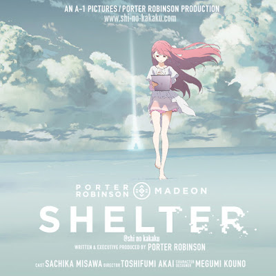 Porter Robinson & Madeon - Shelter (2016) [Single] - Shi ...