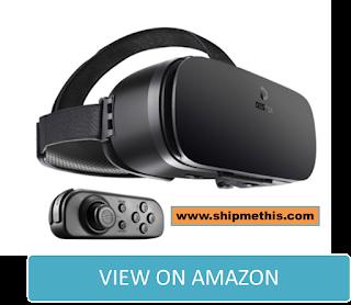 DESTEK V4 VR, 103°FOV, Eye Protected HD Virtual Reality Headset review