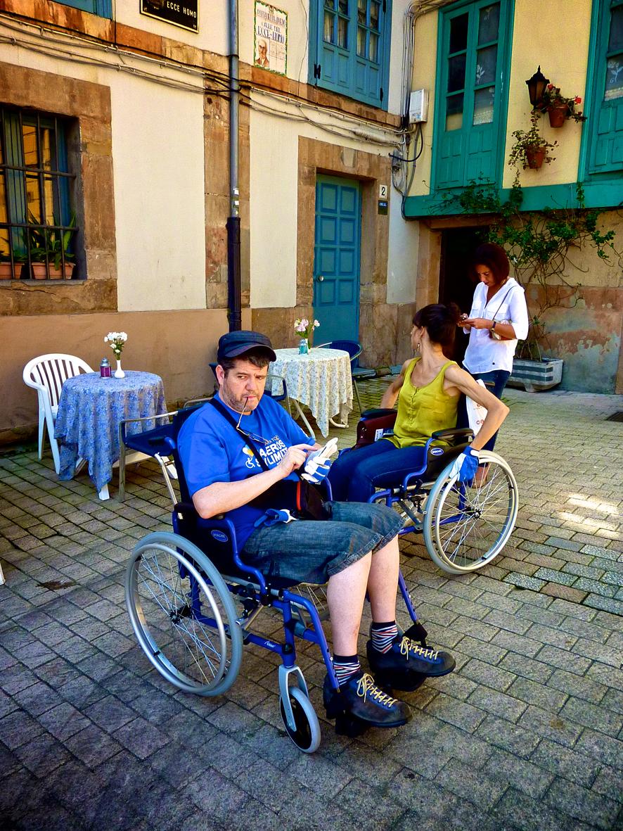 silla de ruedas oviedo