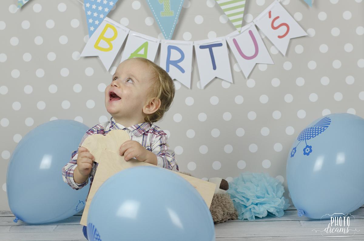 Urodziny Bartusia