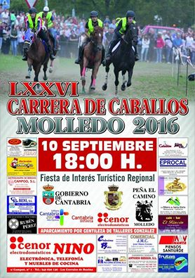 LXXV Carrera de caballos de Molledo