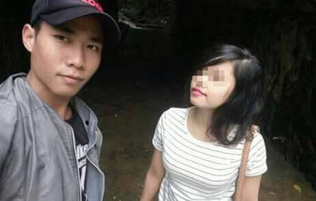 Entah asmara jenis apa yang merasuki pemuda tak berperikemanusiaan ini.  Ia tega menghabisi nyawa mantan kekasihnya seorang karyawati salon di depan tempat kerjanya di Jl Panglima Batur, Kelurahan Komet, Kota Banjarbaru.