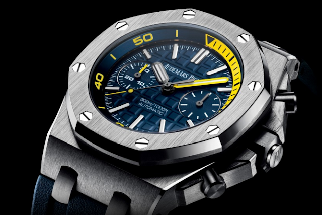 Audemars Piguet Royal Oak Offshore Diver Cronógrafo