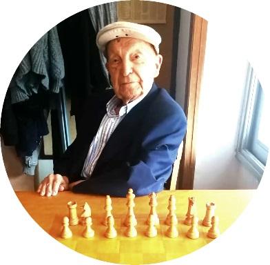 El ajedrecista Joaquim Bosch i Codina