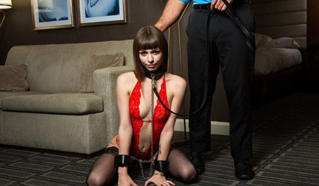 UNCENSORED Tonights Girlfriend – Alex Blake puts a leash on and does what shes told, AV uncensored