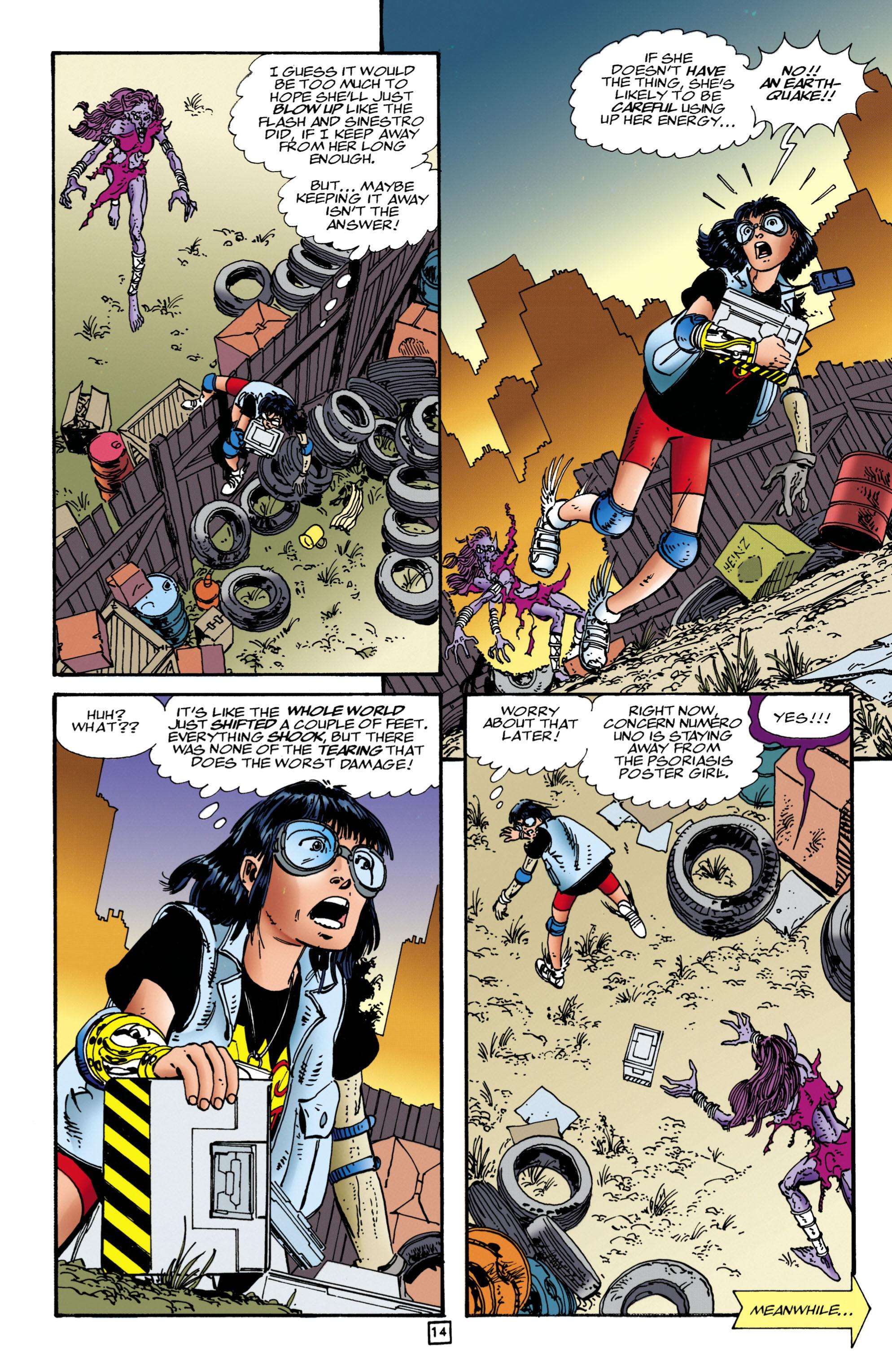Read online Wonder Woman (1987) comic -  Issue #113 - 15