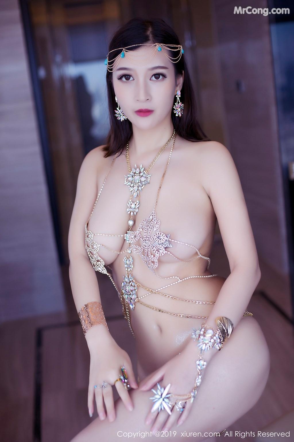 Image XIUREN-No.1409-Alina-MrCong.com-007 in post XIUREN No.1409: 双笙Alina (46 ảnh)