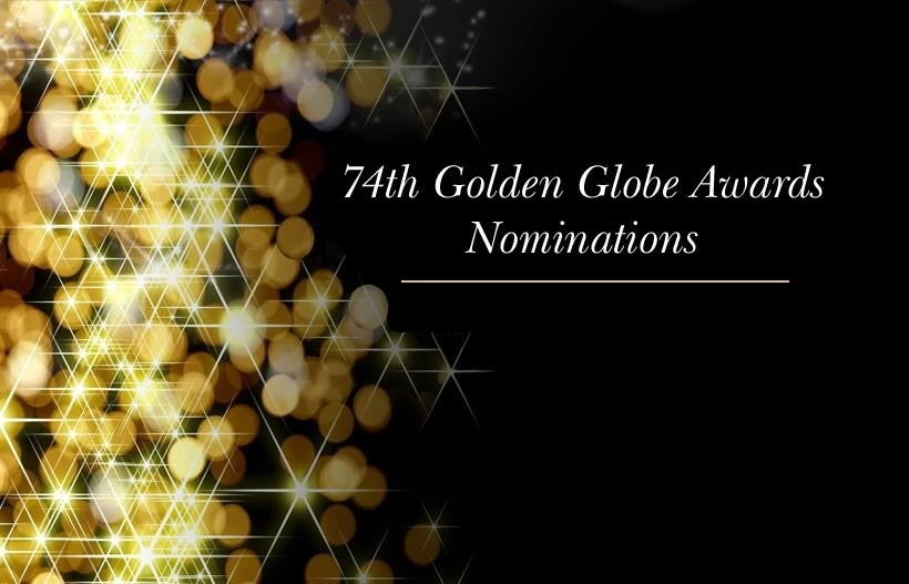 74th golden globe nominations