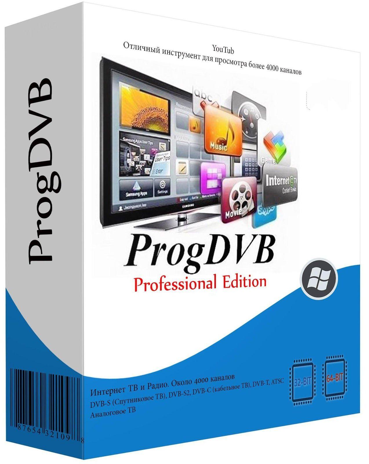 free download progdvb windows 7 64 bit