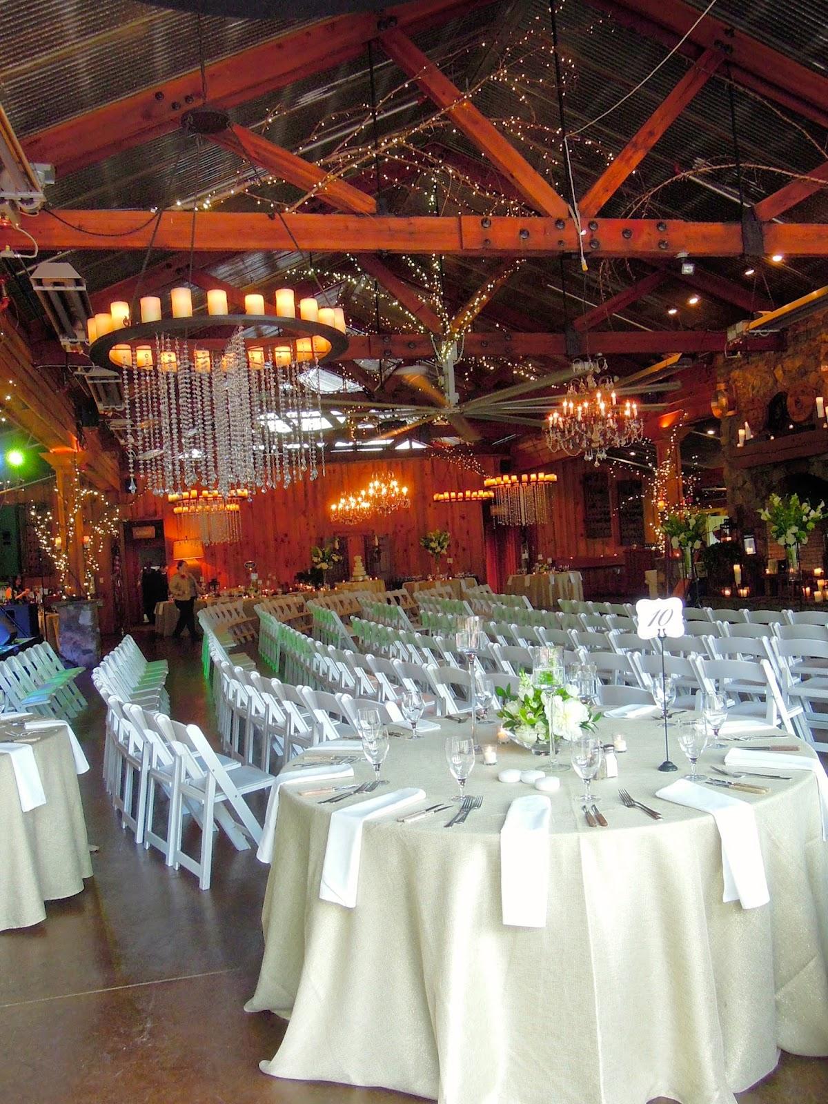 Raleigh Wedding Blog: Stephanie and Jay Wed at Angus Barn ...