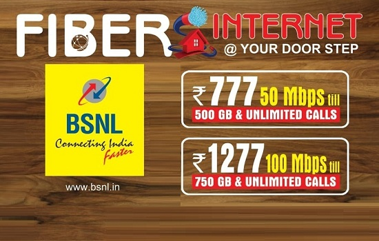 BSNL launched 100% Free Installation Charges for new landline, broadband and fiber broadband (FTTH) connections in all the circles