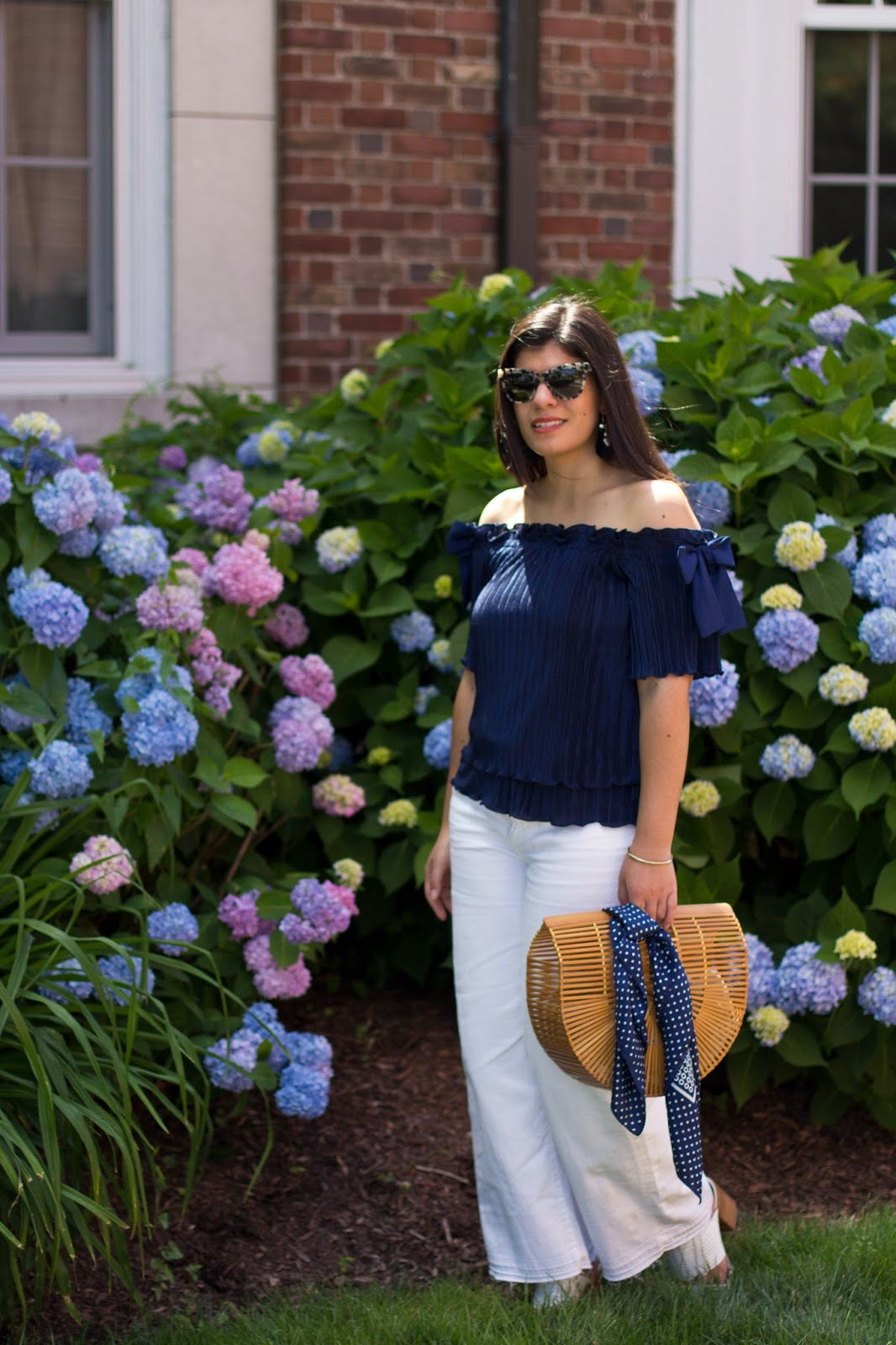 White blue chic on the cheap connecticut based style blogger go work the next day and somehow that taints the whole thing so im advocating for more saturdays the one day when i feel like i have the potential to izmirmasajfo