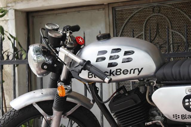 Xe Minsk độ đẹp | Minsk độ Cafe Racer - Tracker - BMW - Army