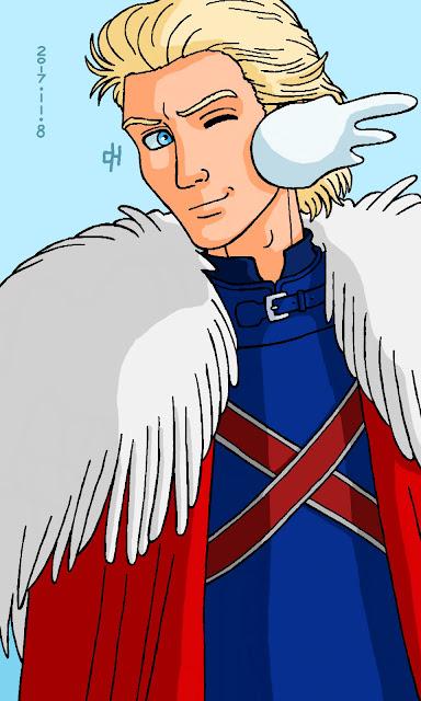 Commission 0033, Captain Britain