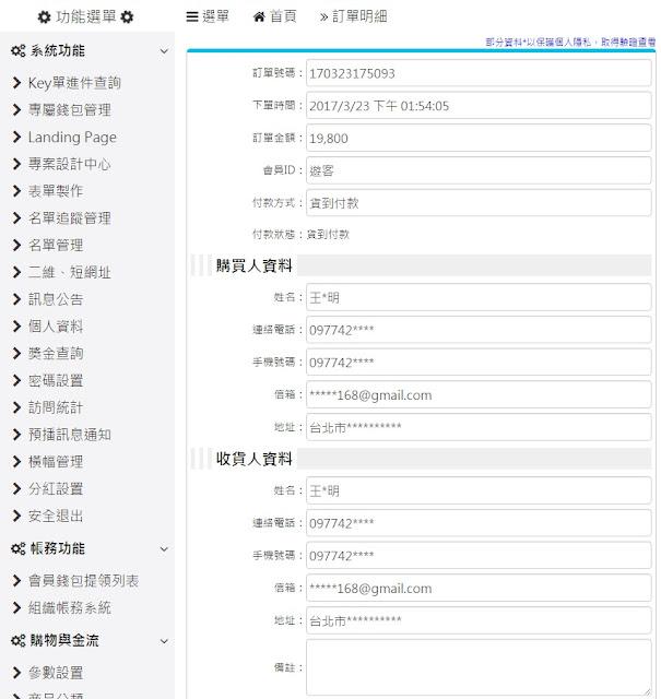 電商職訓中心 - 購物三代分銷(分紅)功能介紹