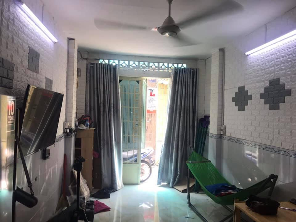 Bán nhà hẻm 58 Thống Nhất phường 10 Quận Gò Vấp, giá 2 tỷ 150