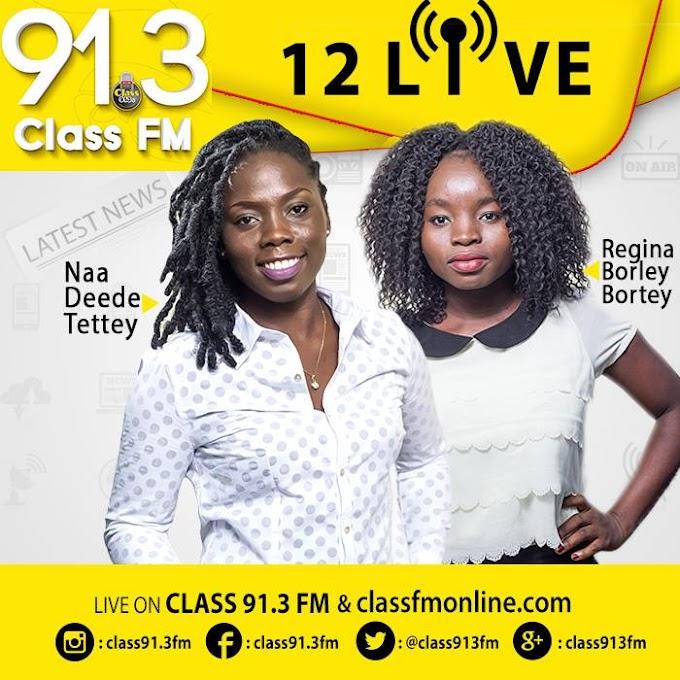 Newscasters Borley Bortey & Naa Deede Tetteh Quit Class FM, Join Starr FM