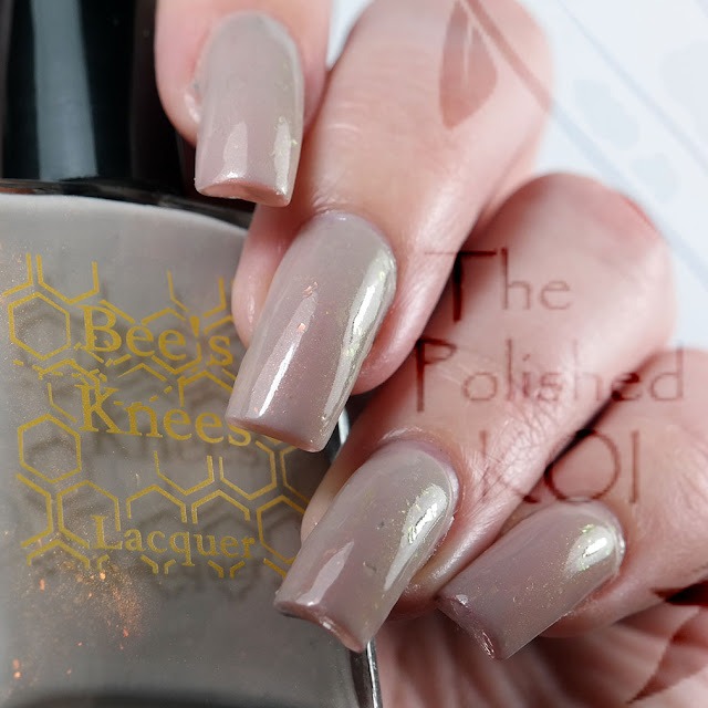 Bee's Knees Lacquer - The Grays