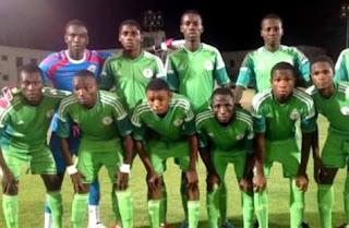 26 Nigerian under 17 football players fail MRI tests