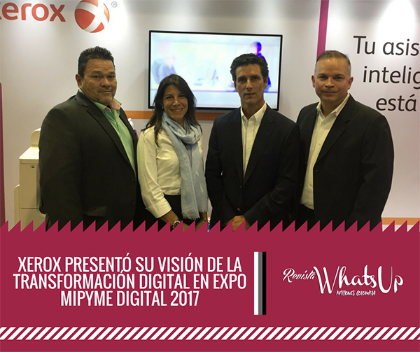 Xerox-visión-Transformación-Digital-Expo-MiPyme-Digital-2017
