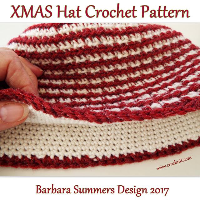 free crochet patterns, crochet hats, beanies, christmas, xmas, how to crochet,