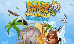 Game android anak 3 tahun Kids Animals Lite