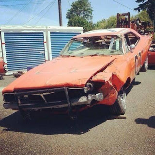 Dukes Of Hazzard General Lee Car
