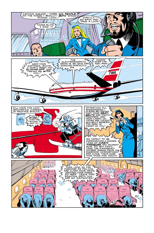 Captain America (1968) Issue #321 #249 - English 4