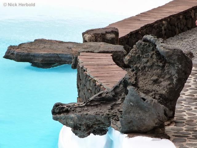Pool von Cesar Manrique Jameos del Aqua Lanzarote, Detail 1