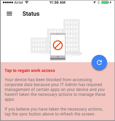 G Suite Updates Blog: Secure corporate data on employee iOS