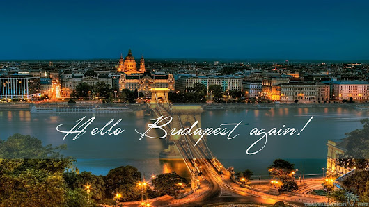 Green Rows: Hello Budapest again!