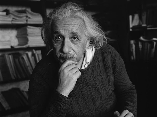 Today is both Pi Day and Albert Einstein's birthday