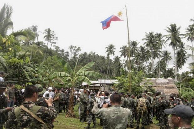 Perang Pecah ! 18 Tentara Filipina dan 5 Teroris Abbu Sayyaf Tewas.