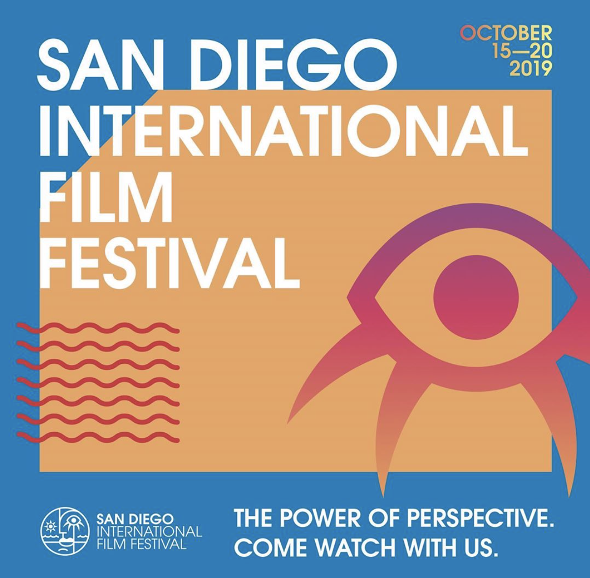 Save on passes & Enter to win tickets to the San Diego International Film Festival - October 15-20!