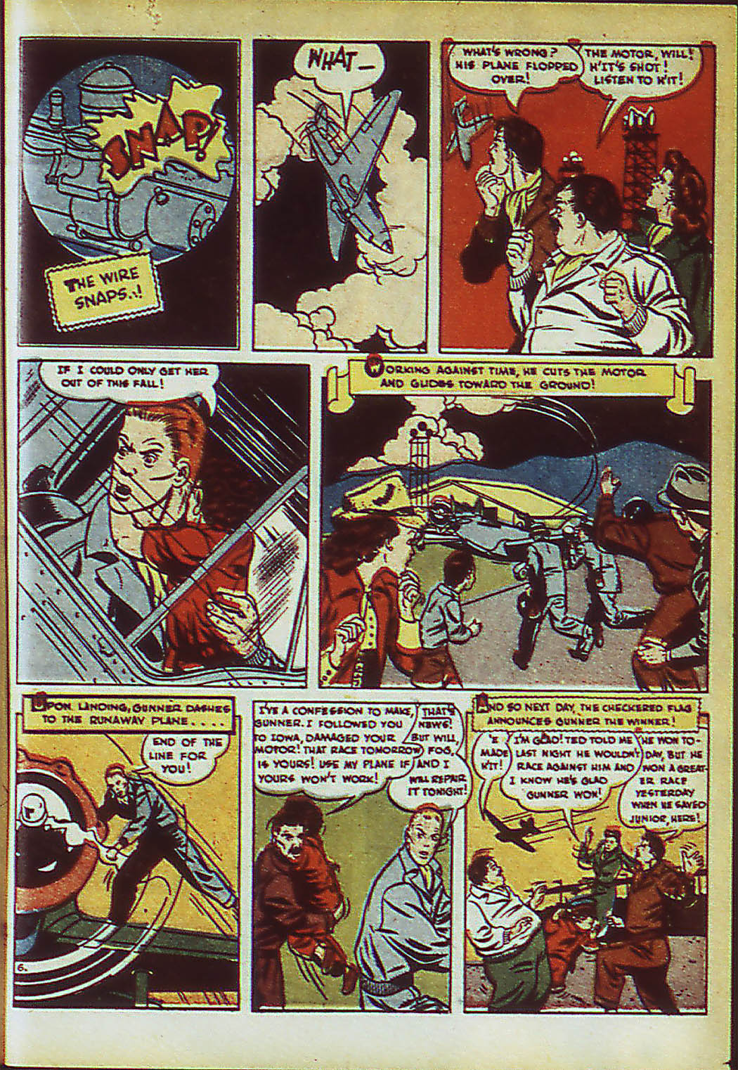 Read online Action Comics (1938) comic -  Issue #41 - 36
