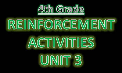 http://englishmilagrosa.blogspot.com.es/2017/01/reinforcement-exercises-4th-grade-unit-3.html