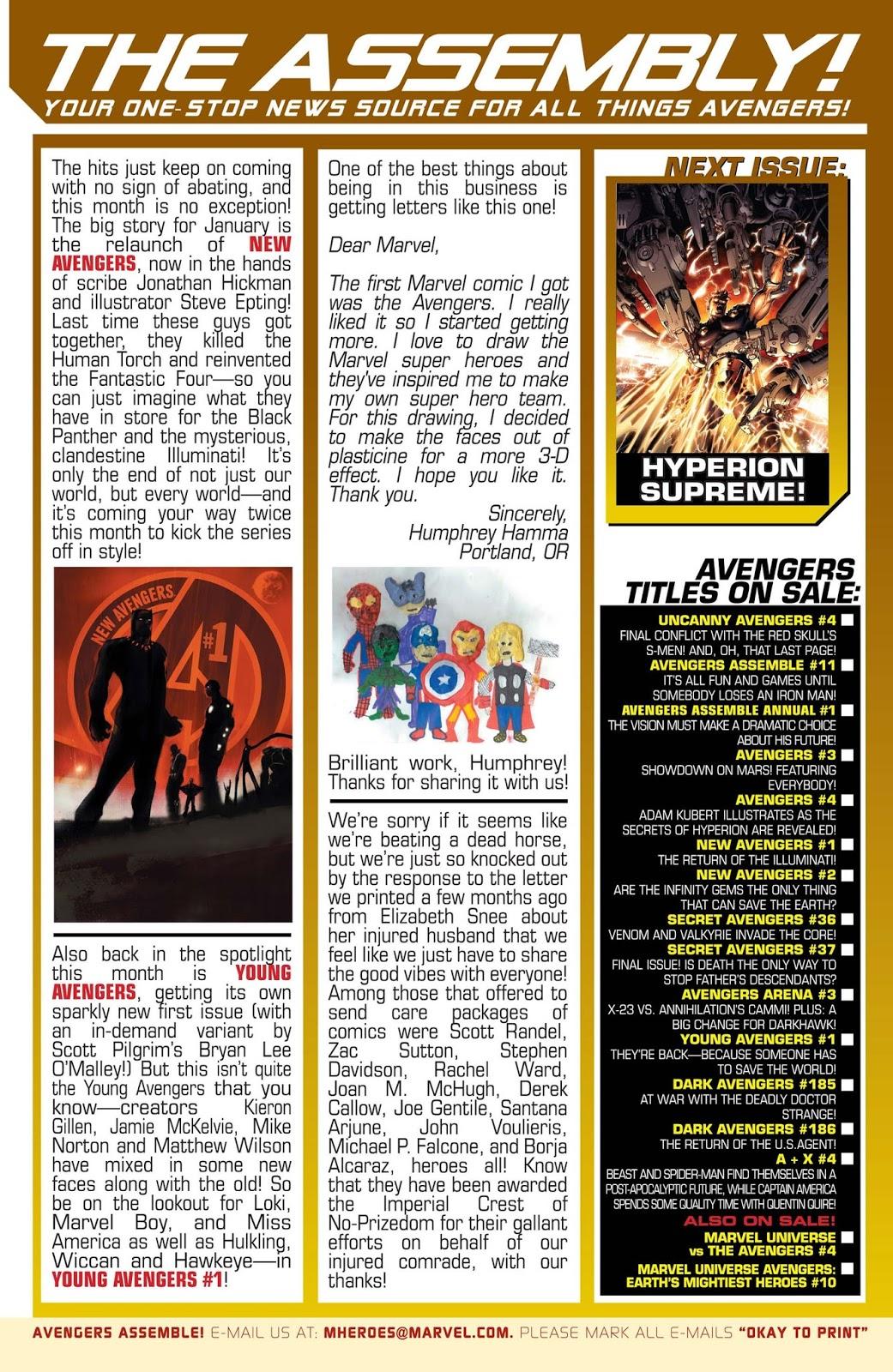 komik the avengers 3 2012  komik pos  baca komik