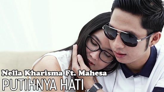 Lirik Lagu Putihnya Hati - Nella Kharisma ft Mahesa