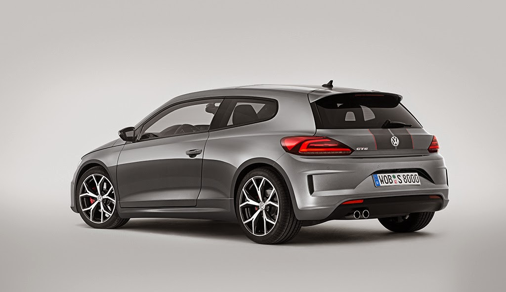 premiere vw scirocco gts feiert comeback myauto24 das. Black Bedroom Furniture Sets. Home Design Ideas