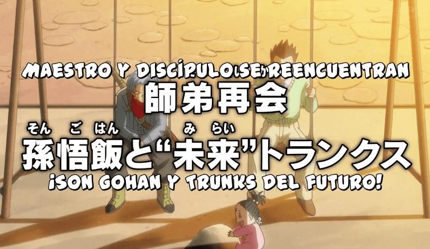 Dragon Ball Super Capítulo 52 Sub Español