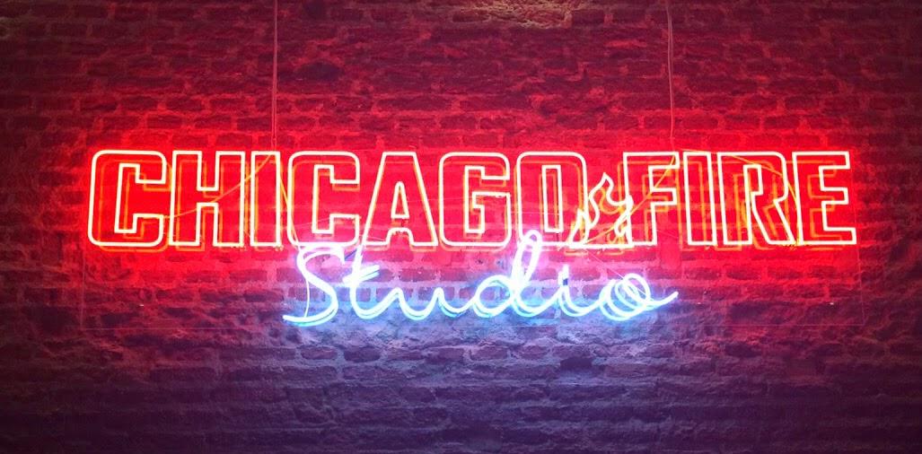 Chicago Fire Studio AXN Reino de Series