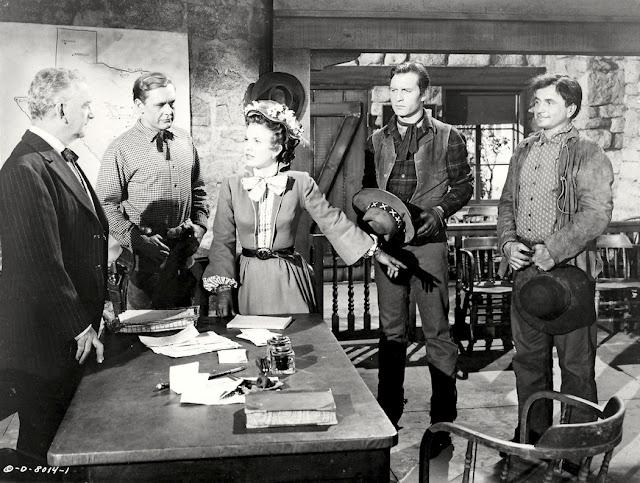 The Texas Rangers 1951 movieloversreviews.filminspector.com Noah Beery Jr.