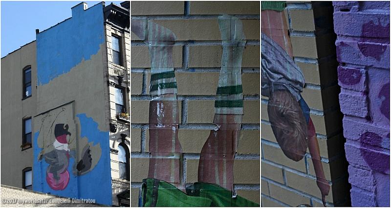 τοιχογραφίες Νέα Υόρκη