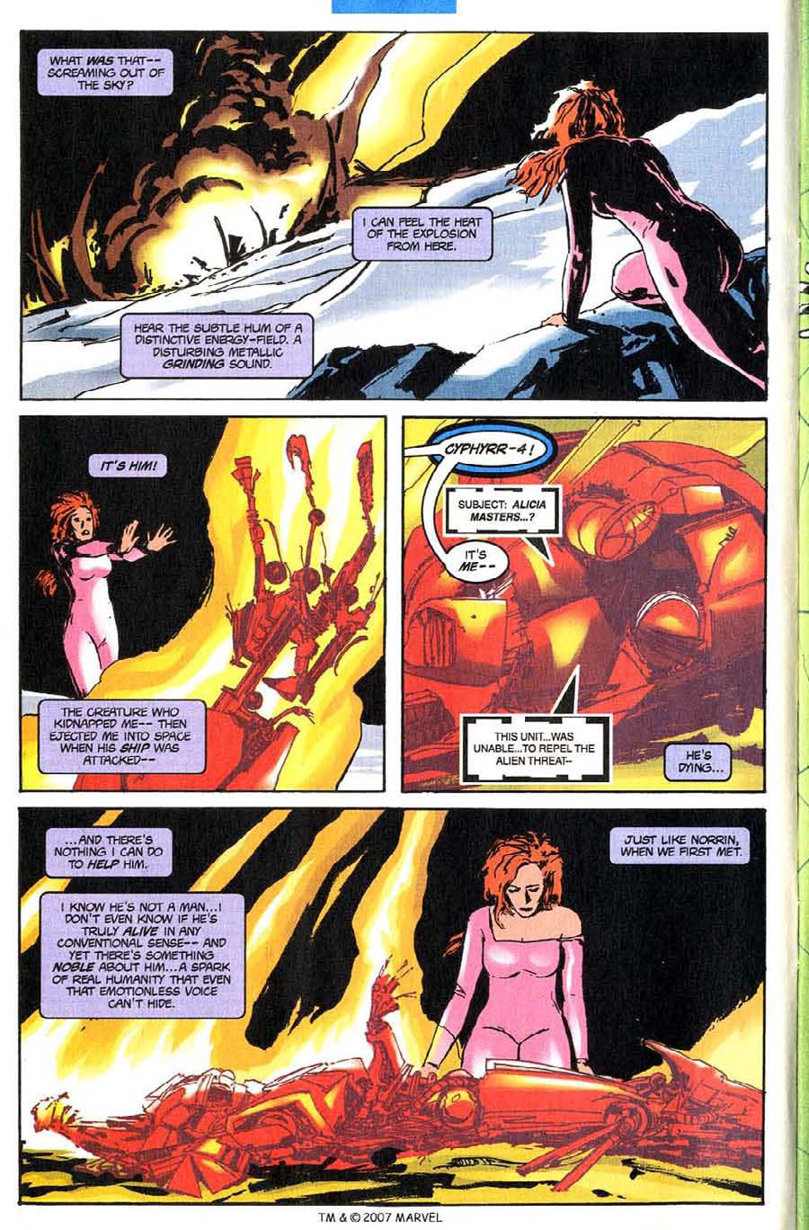 Read online Silver Surfer (1987) comic -  Issue #142 - 6
