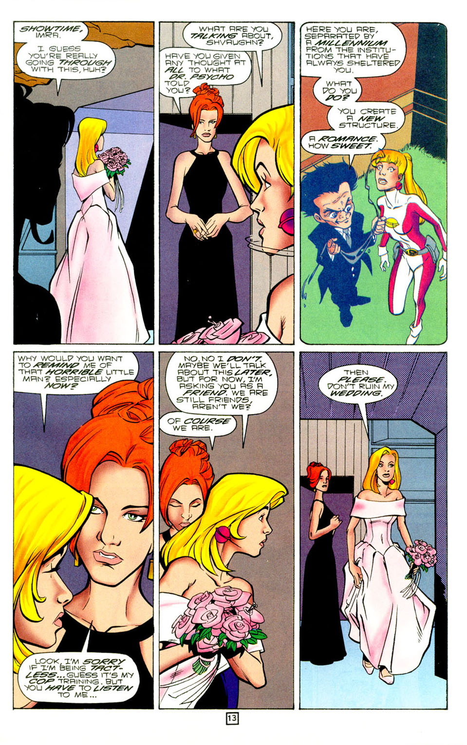 Legion of Super-Heroes (1989) 96 Page 13