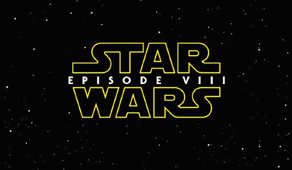 Y el título de 'Star Wars: Episode VIII' se llamará... 'Space Bear'