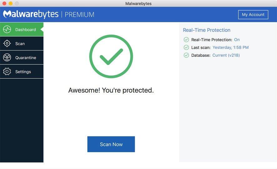 latest malwarebytes definitions manual download
