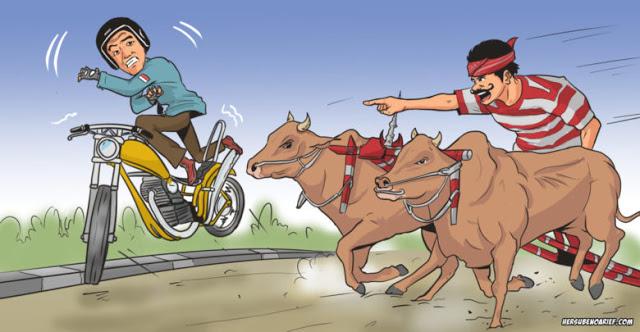 Aksi Perlawanan dari Madura